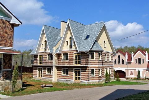 Квартира в дуплексе 230 кв.м. с участком 3,9 соток на Рублёвке - Фото 4