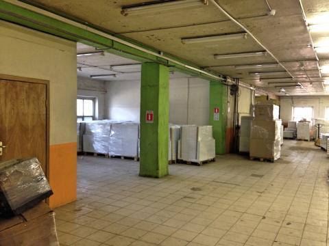 Аренда - отапливаемое помещение 150 м2 под склад м. Водный стадион - Фото 1