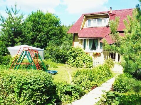 Дом для постоянного проживания. Голицыно. деревня Горловка. - Фото 1