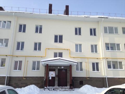 Отличная 3-х комн. квартира в новом доме в мкр. Спутник с. Чесноковка - Фото 5