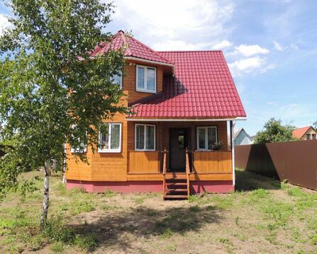 Отличный дом для ПМЖ в пос. Юрово - Фото 2
