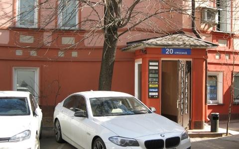 Продажа двухэтажного здания. Новослободская улица, дом 20, стр. 6. - Фото 3