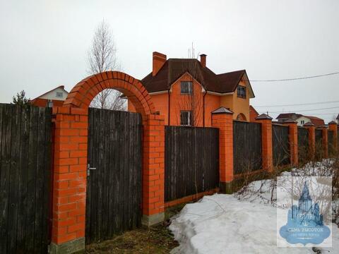 Продается новый просторный двухэтажный кирпичный дом - Фото 2