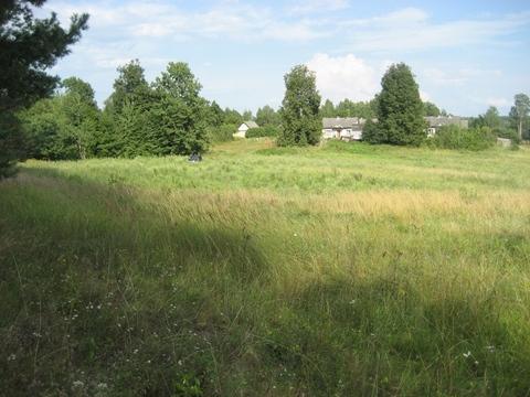 Участок близ озера Нахимовское - Фото 1