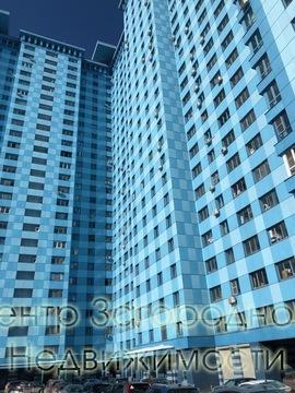 Двухкомнатная Квартира Москва, улица Авиационная, д.59, СЗАО - . - Фото 5