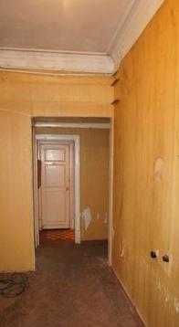 М. Сокол, фасадный сталинский дом, 2к. кв, под ремонт - Фото 3