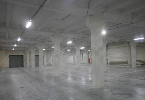 Теплый склад 800м2, пригодный для лицензирования подакцизных товаров - Фото 1