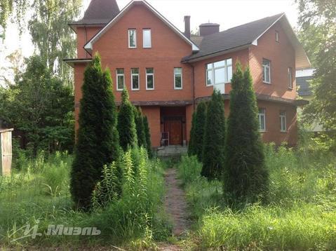 Продажа дома, Пушкино, Воскресенский район, Шмидта улица - Фото 1