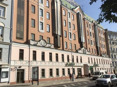 Аренда офиса, м. Арбатская, Никитский б-р. - Фото 1