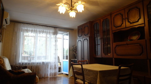 Однокомнатная Квартира Москва, улица Самотечная, д.13, ЦАО - . - Фото 1