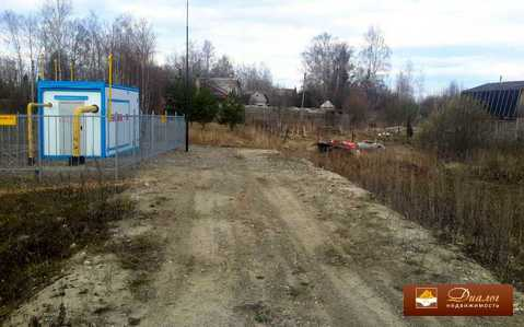 Продается земельный участок, Воровского, 11 сот - Фото 3