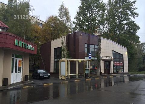 Отдельно стоящее здание на 1 линии у автобусной остановки (200 метров - Фото 1