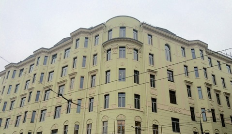 """ЖК """"Полянка,44"""", особняк Мускат, 3-х комнатная кв-ра - 115кв.м, 2 этаж - Фото 3"""