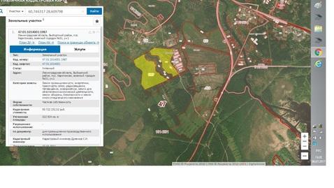 Земли Промышленного назначения в Выборгском районе — г.Выборг - Фото 3