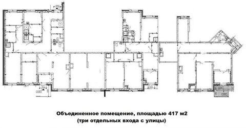Сдам офисное помещение 200 кв.м, м. Московские ворота - Фото 3