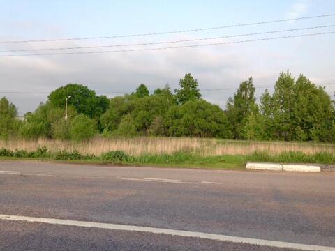Продам участок 50 сот. пром назначения вдоль дороги, Домодедово - Фото 5
