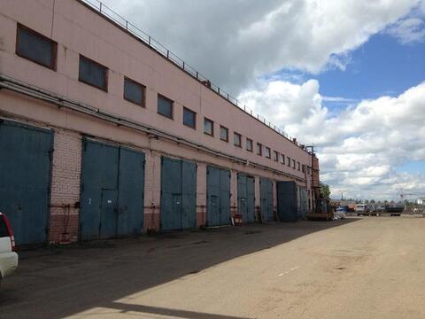 Продам производственно-складской комплекс 4768 кв.м. - Фото 1
