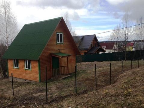 П. Тучково, 4-я Григоровская, участок 30 соток с двумя строениями - Фото 1