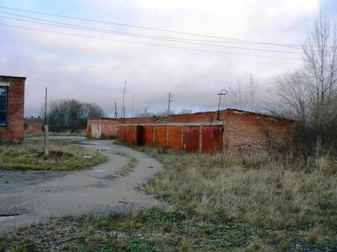 Комплекс объектов промышленного назначения общ. пл. 4518 кв.м. + 5 га - Фото 5