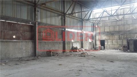 Склад/Производство 876 м2 в р-н Индустриальной - Фото 1