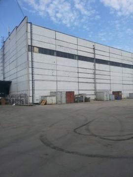 Теплый склад 8 800 м2 на 2,7 Га с кран-балкой и ж/д в Люберцах - Фото 5