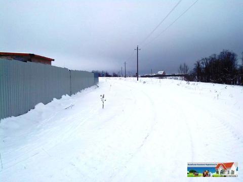 Участок 4 Га под дачное строительство на берегу реки Протва. - Фото 3