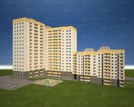 Продажа 2-комнатной квартиры, 64.3 м2, Пугачёва, д. 29а, к. корпус А - Фото 3