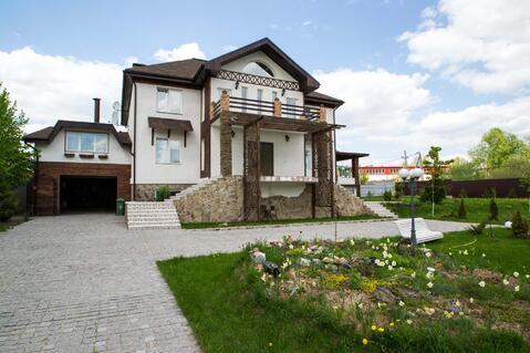 Элитный коттедж в Крекшино - Фото 2