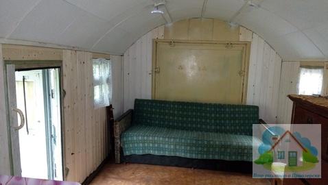 Большой садовый участок с вагончиком - Фото 5