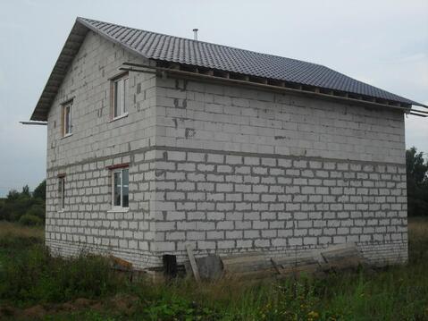 Дом 2-этажный дом 180 ; (кирпич) на участке 15 сот. - Фото 1