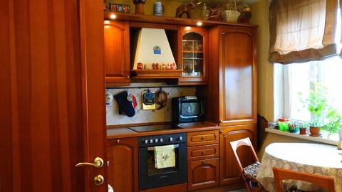 Трехкомнатная квартира с дизайнерским ремонтом - Фото 3