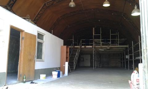 Сдается ! Теплое складское помещение 300 кв.м , Ангар пол бетон. - Фото 5