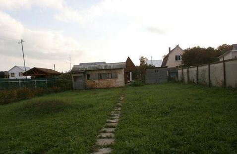 Участок 5,2 сотки, д. Лукошкино, новая Москва - Фото 1