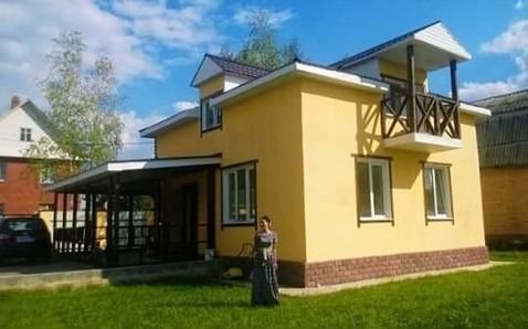 Продам дом 130м.кв. на 6сот в дер. Пучково, вблизи Троицка - Фото 1