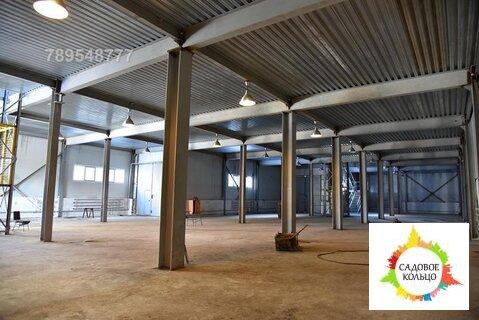 Сдается отдельно стоящий новый склад 1800 кв - Фото 3