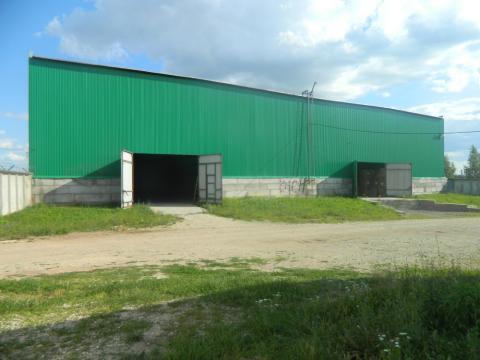Продажа производственно- складского помещения - Фото 1