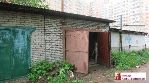 Кирпичный гараж 6 х 4 м (24 кв