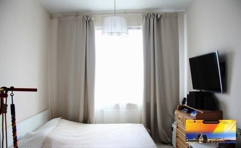 Красивая однокомнатная квартира на Земледельческой ул. м.Черная Речка - Фото 3