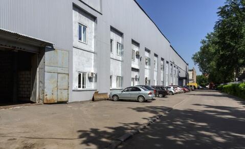 Производственно-складской комплекс 23000 м2 в ЮВАО Подъемная 14с1 - Фото 1