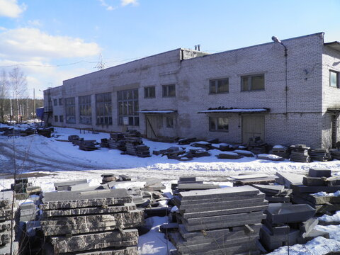 Продажа производственного помещения г. Выборг - Фото 2