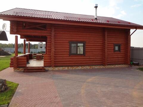 Уютный дом 170м2 для круглогодичного проживания рядом река Волга - Фото 4