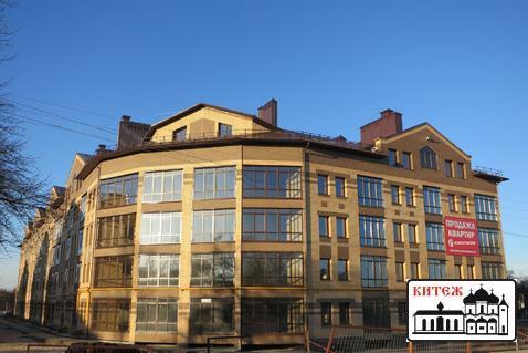 Продается 2-комн.квартира в новом 4-этажном кирпичном доме с инд.отоп. - Фото 1