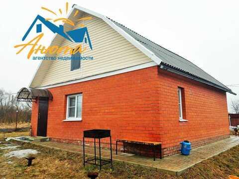 Продается кирпичный дом В деревне около Балабаново. - Фото 5