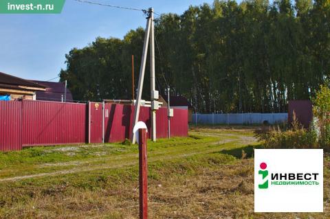 Продажа участка, Симоново, Заокский район, Ул. Ромашковая - Фото 1