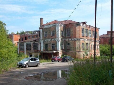 Производственная площадка 40 тыс кв.м в г. Вичуга Ивановской области - Фото 2