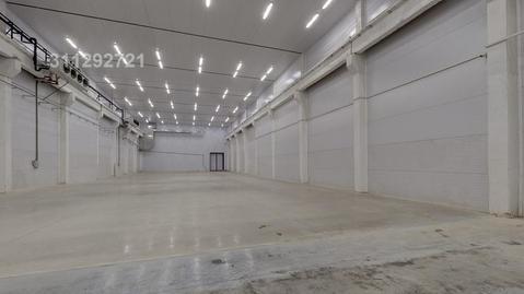 Отапливаемые складские помещения класса «В +» 1300 кв.м. и 2600 кв. - Фото 1
