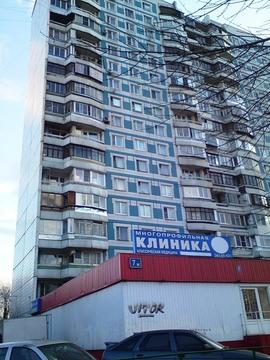 Продажа квартиры, м. Марьино, Ул. Паромная - Фото 1