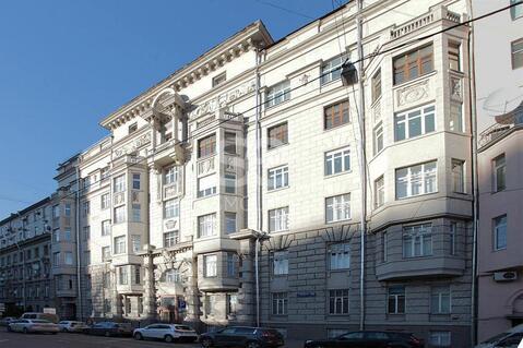 Офис 255 м2 на Поварской 20, в элитном особняке - Фото 1