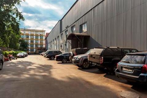 Производственно-складской комплекс 23000 м2 в ЮВАО Подъемная 14с1 - Фото 3