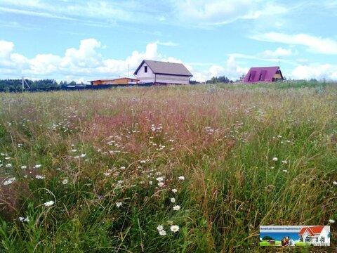 Участок 15 соток размерами 30х50м в отличной деревне Шеломово. - Фото 3